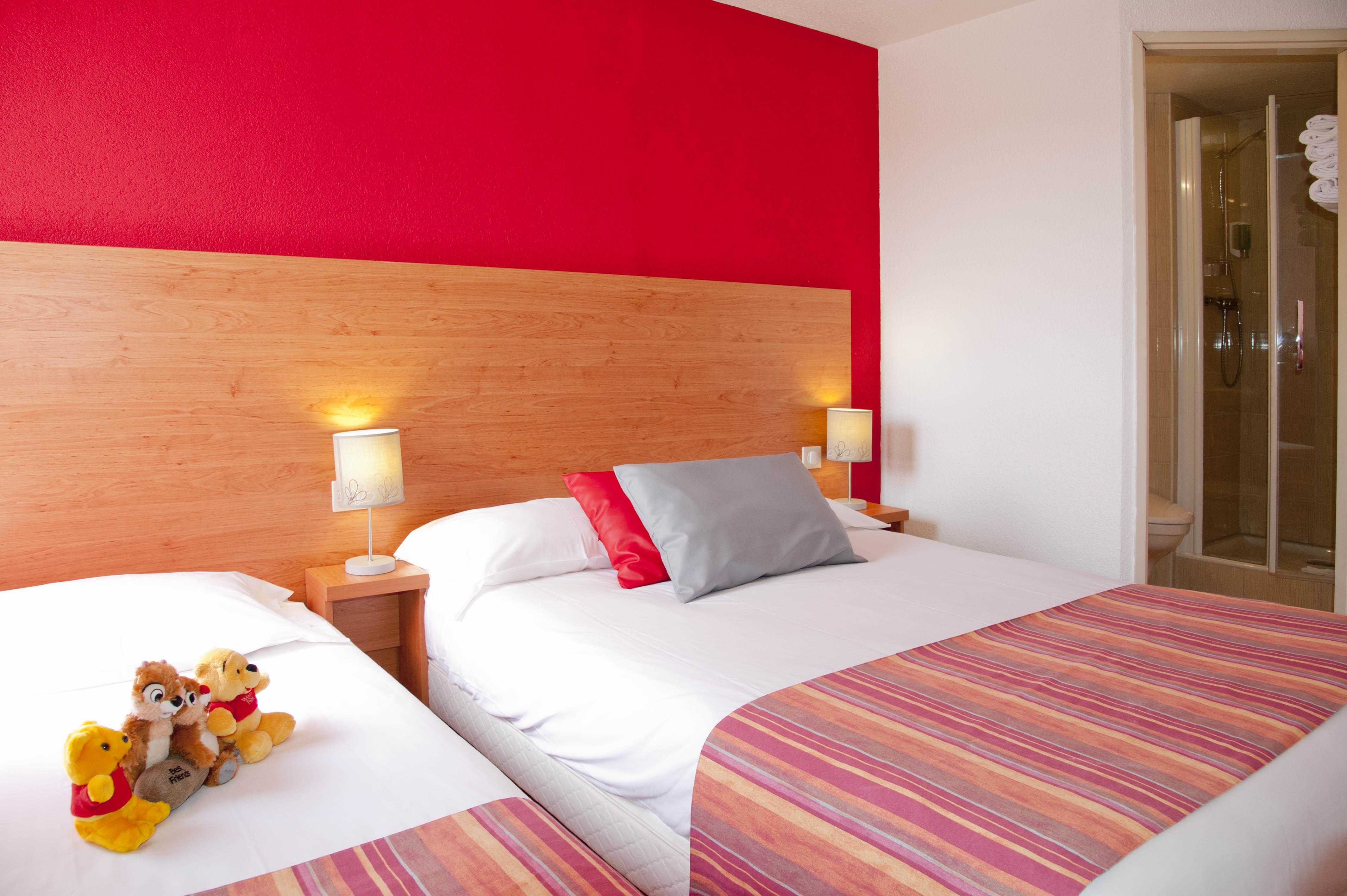 Chambre Contact Hôtel Macon Sud à CHAINTRE