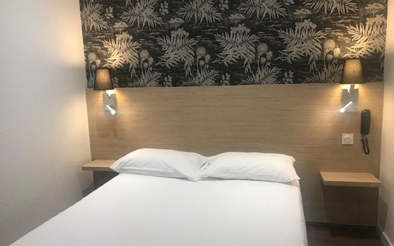 Chambre Contact Hôtel DE BORDEAUX à TOULOUSE