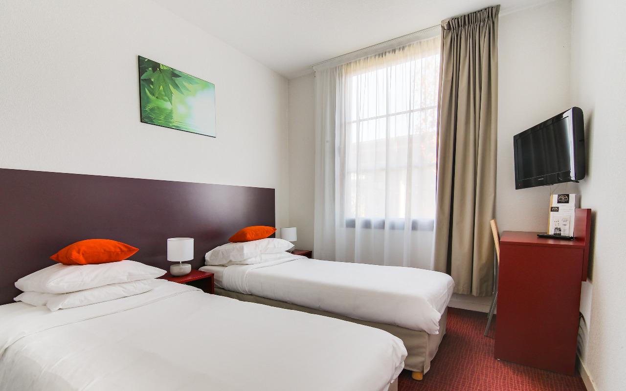 Chambre Hotel All Suites Le Teich à LE TEICH