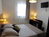 Chambre Hôtel All Suites Besançon à BESANCON
