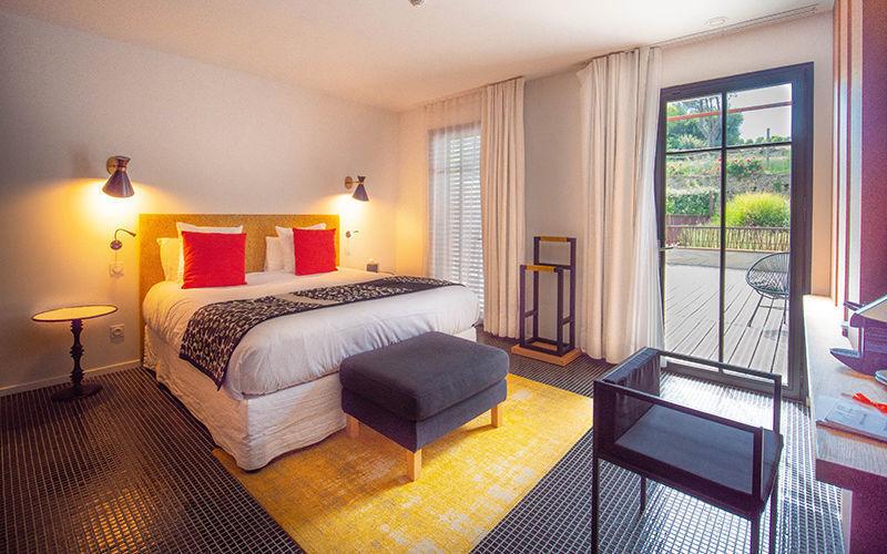 Chambre PONT LEVIS HOTEL - Franck PUTELAT à CARCASSONNE