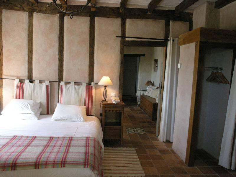 Chambre Hotel Domaine de Bassilour à BIDART
