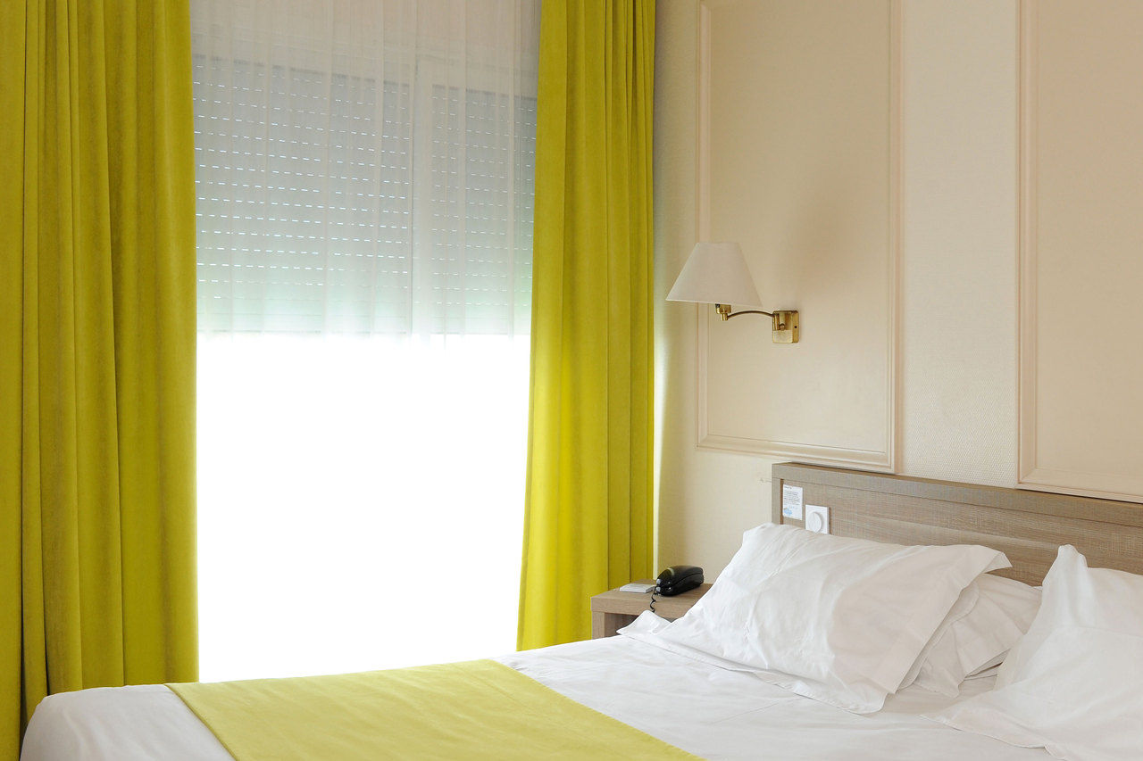 Chambre Contact Hôtel BEAU RIVAGE à ROYAN