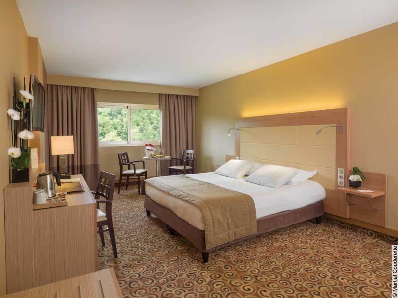 Chambre HOTEL LYON METROPOLE & SPA à LYON