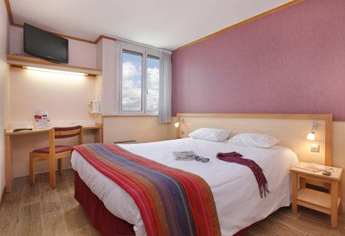 Chambre INTER-HOTEL Dijon Sud Armony à CHENOVE
