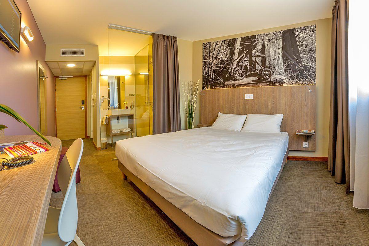 Chambre INTER-HOTEL Montpellier Est Ecoparc à ST AUNES