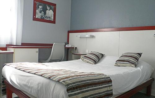 Chambre INTER-HOTEL Marseille Prado Parc des Expositions à MARSEILLE