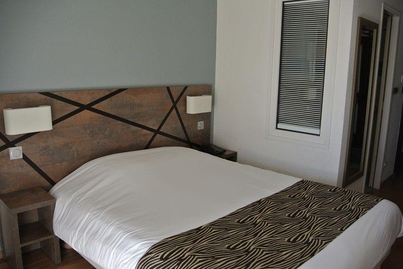 Chambre INTER-HOTEL Dijon Ouest Castel Burgond à DAIX