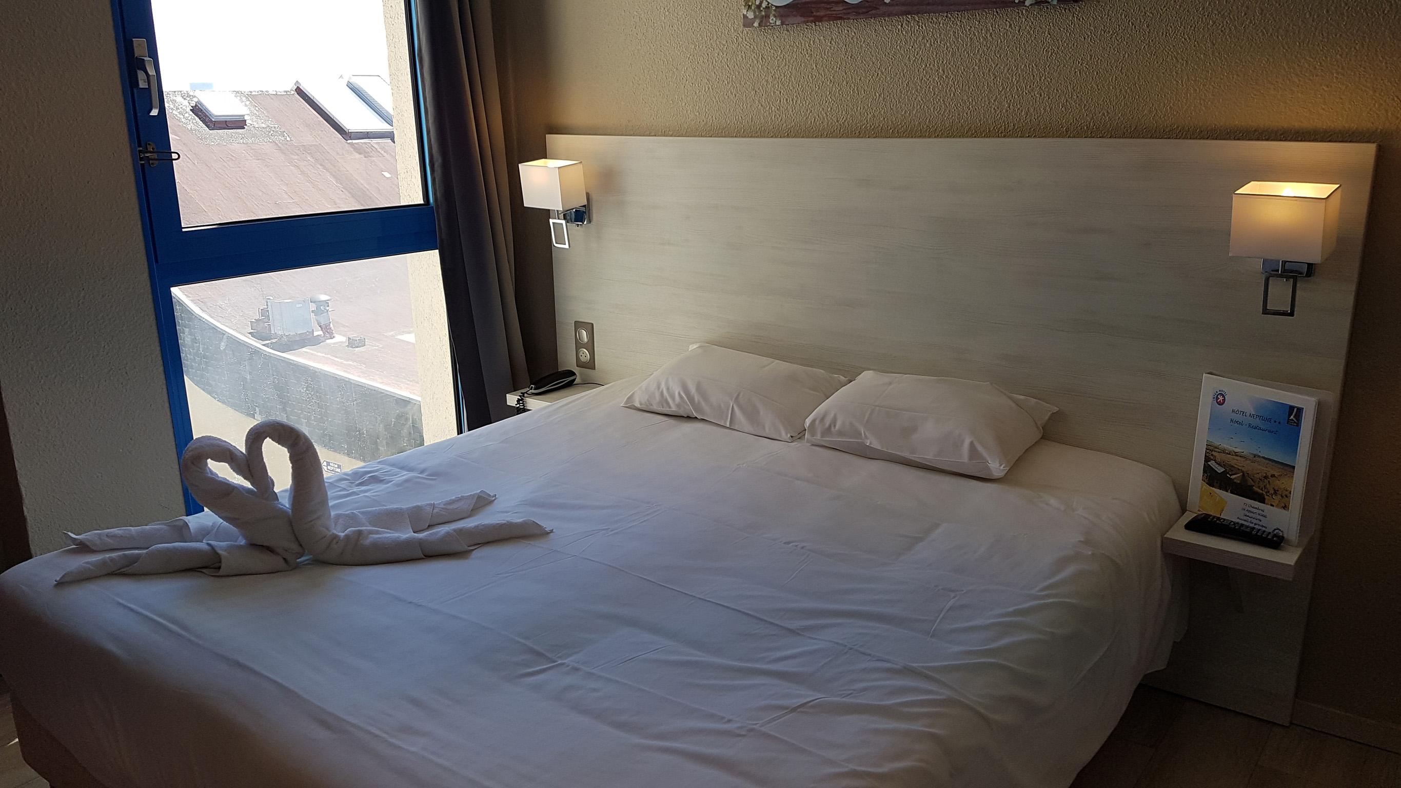 Chambre INTER-HOTEL Berck-sur-Mer Neptune à BERCK SUR MER
