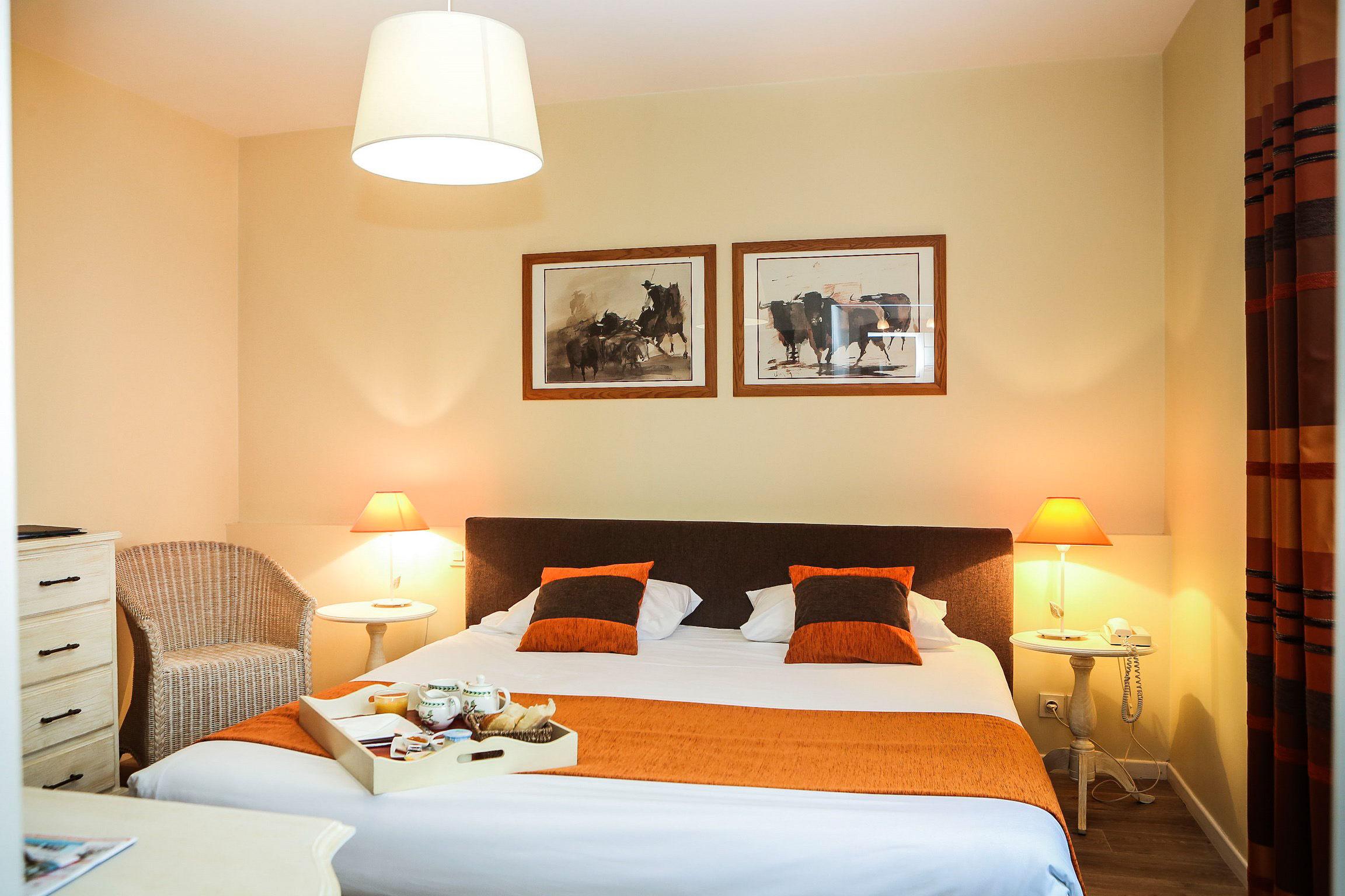 Chambre Relais du Silence Hôtel Laminak à BIARRITZ-ARBONNE