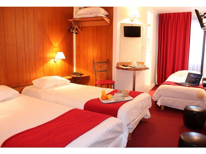 Chambre INTER-HOTEL Tours Sud Ambacia à ST AVERTIN