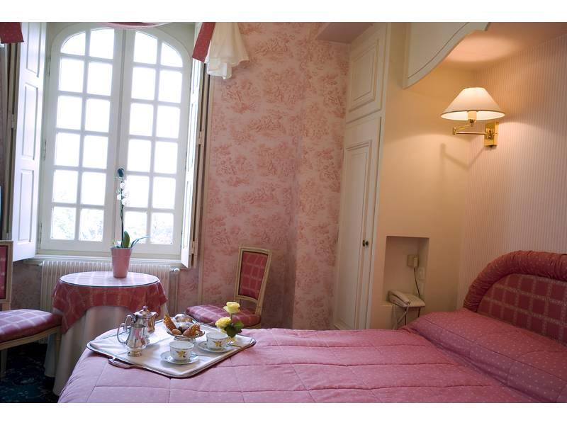 Chambre Relais du Silence Château de Beaulieu et Magnolia Spa à JOUE LES TOURS