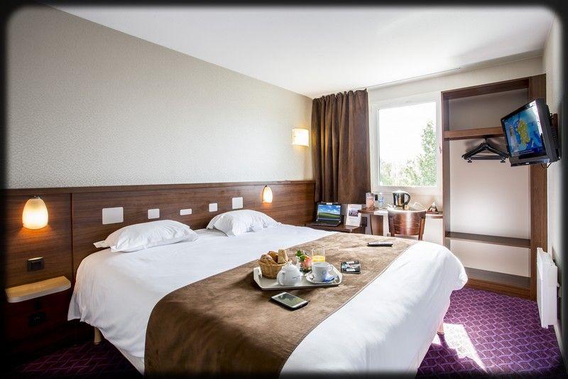 Chambre BRIT HOTEL RENNES - LE CASTEL à RENNES