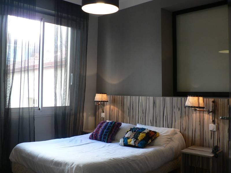 Chambre BRIT HOTEL BIARRITZ - LE MARBELLA à BIARRITZ