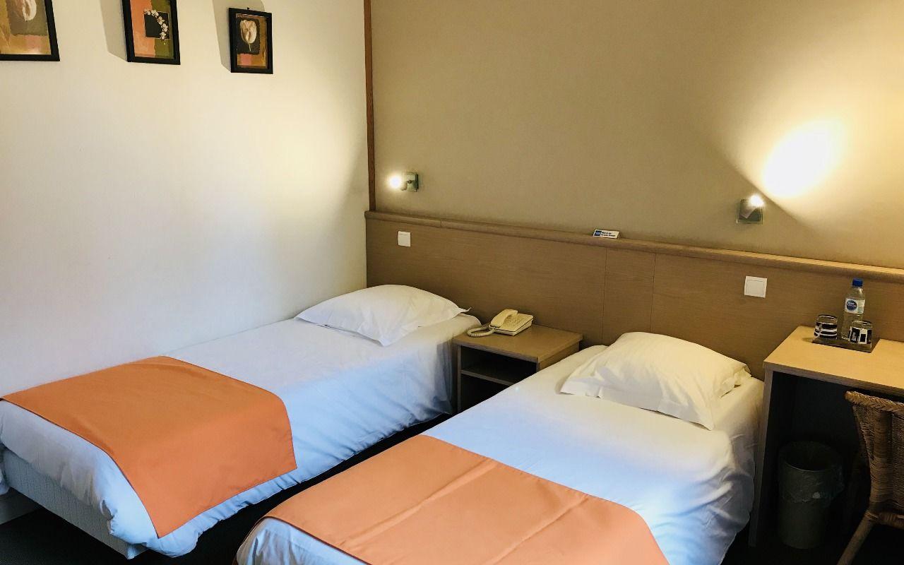 Chambre BRIT HOTEL DINARD - HOTEL DU PARC à DINARD