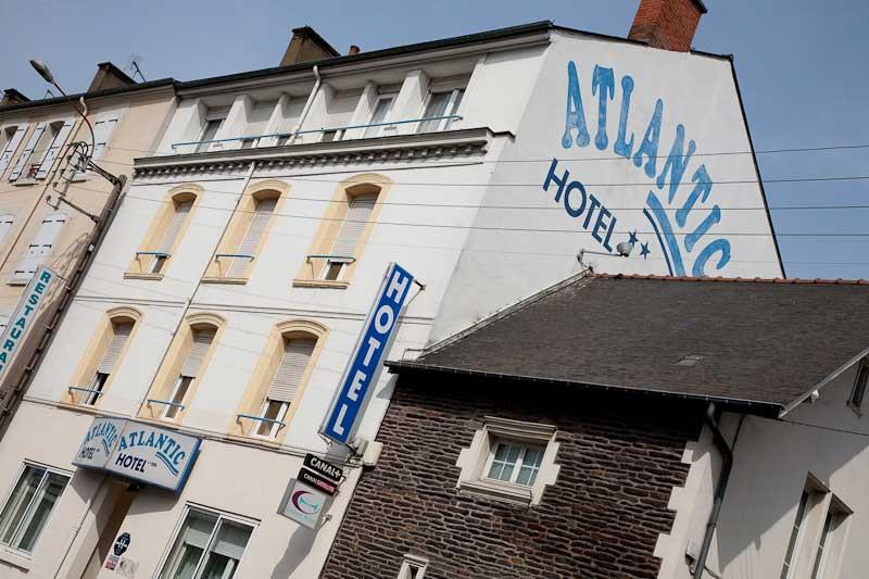 Contact hôtel atlantic in Rennes