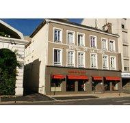 Contact hôtel de la gare troyes centre à Troyes