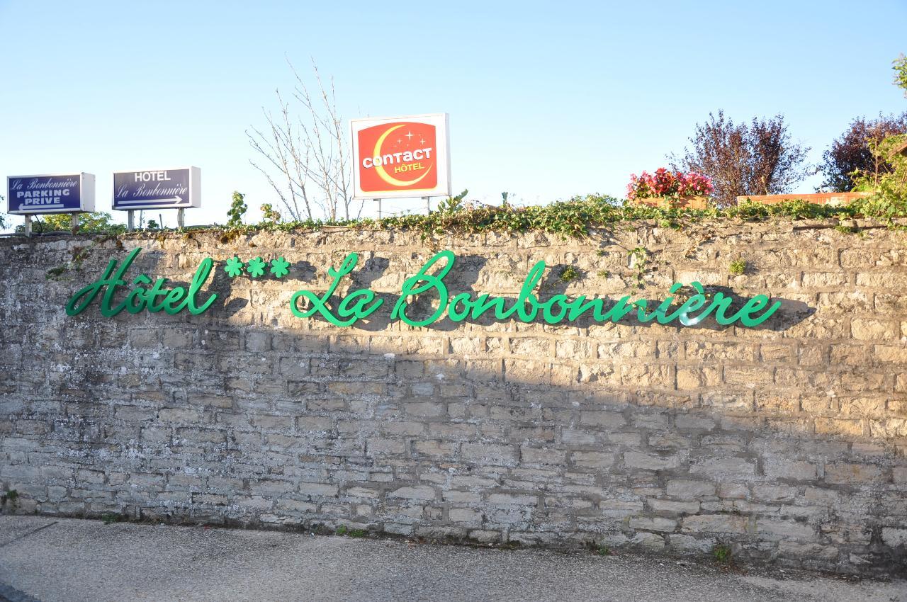 Contact Hôtel LA BONBONNIERE à TALANT