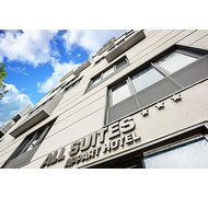 All suites appart hôtel bordeaux-marne in Bordeaux