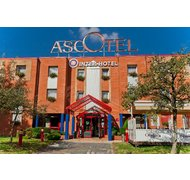 Inter-hotel lille est grand stade ascotel a Villeneuve d'ascq