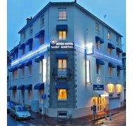 Inter-hotel limoges le saint-martial à Limoges