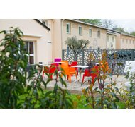 Inter-hotel tours sud le garden in Chambray les tours