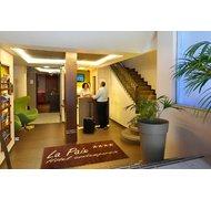 Qualys-hotel brest centre la paix à Brest