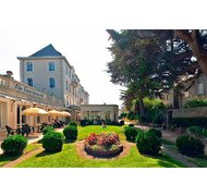 Relais du silence grand hôtel de courtoisville - piscine & spa a St malo