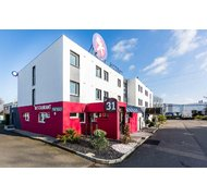 Inter-hotel nantes ouest agora in Orvault