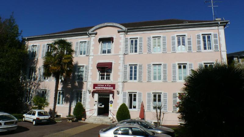 Inter-hotel pau villa montpensier à Pau