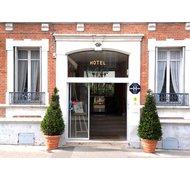 Inter-hotel orléans les cèdres à Orleans