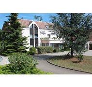 INTER-HOTEL Dijon Ouest Castel Burgond à DAIX