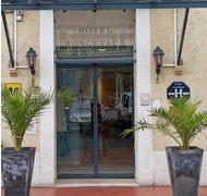 Sorti -inter-hotel le roncevaux à Pau