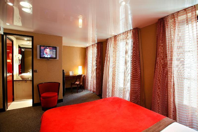 QUALYS-HOTEL Paris Le Marais du Vieux Saule à PARIS