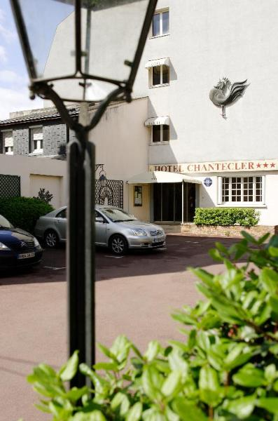 Inter-hotel le mans chantecler in Le mans