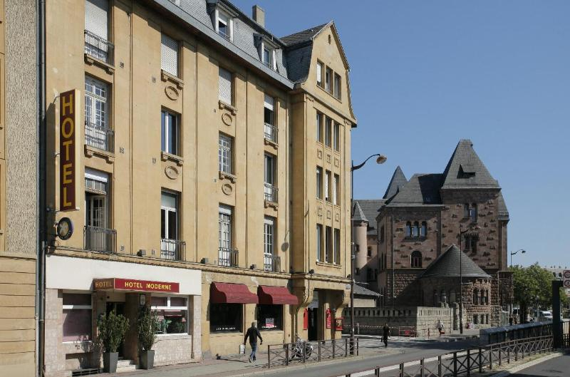 Inter-hotel metz moderne a Metz