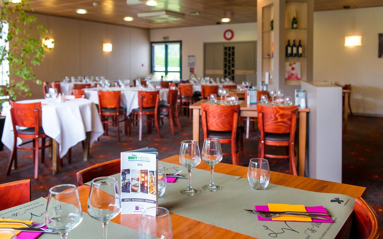 BRIT HOTEL RENNES ST GREGOIRE - LE VILLENEUVE à ST GREGOIRE