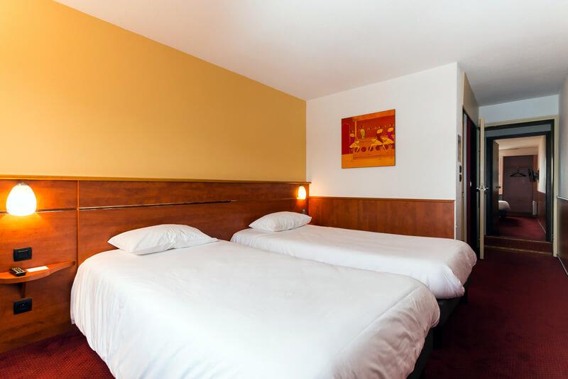 BRIT HOTEL RENNES CESSON - LE FLOREAL à CESSON-SÉVIGNÉ