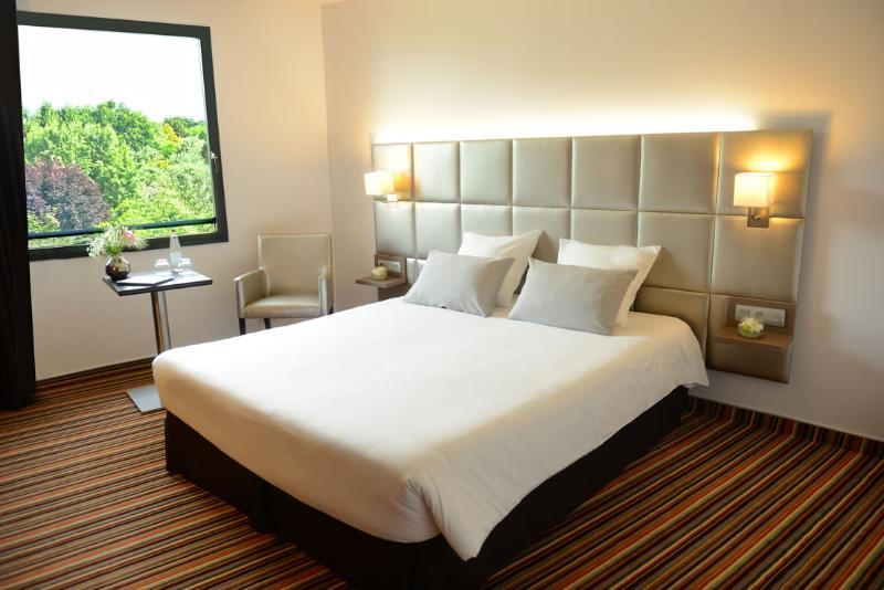 Brit hotel rennes cesson - l'Atalante beaulieu in Cesson sevigne