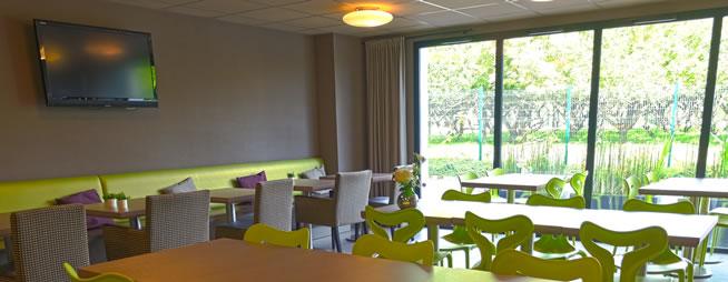 BRIT HOTEL RENNES CESSON - L'ATALANTE BEAULIEU à CESSON SEVIGNE