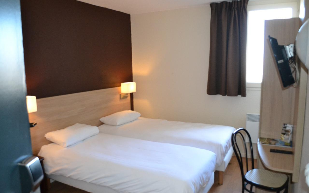 BRIT HOTEL ESSENTIEL TOURS NORD à TOURS