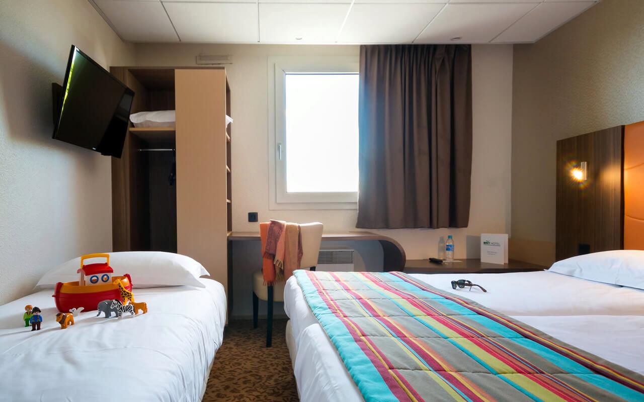 BRIT HOTEL NANTES ST HERBLAIN - LE KERANN à ST HERBLAIN